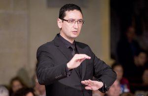 Il direttore Gaetano Mastroiaco