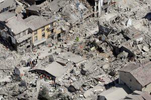 Emergenza terremoto 24 agosto 2016