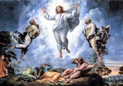 Apparve loro Elia e Mosè