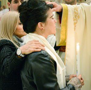 Dieci catecumeni