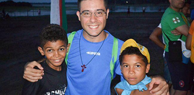 Enrico Murgia: «Sono felice di diventare prete»