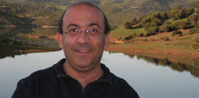 Don Giordano Podda, il sacerdote del sorriso