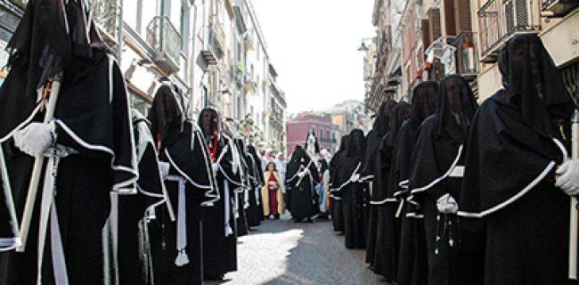 Settimana santa a Cagliari: fede autentica
