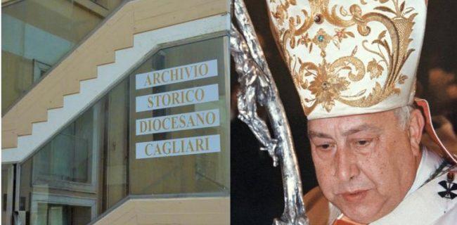 Sarà dedicato al vescovo Alberti l'Archivio diocesano