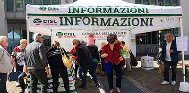 La «Carovana della Salute» fa tappa a Cagliari