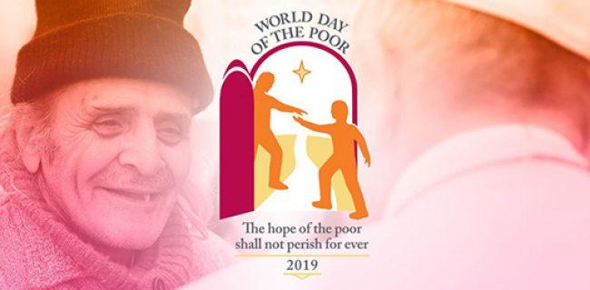 La Speranza non sarà mai delusa: un pasto con i poveri