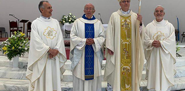 Don Falchi e don Sanna: 50 anni di servizio sacerdotale